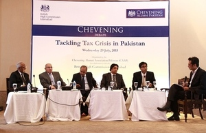 Chevening Taxation Event