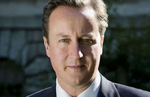 The Rt. Honourable David Cameron MP