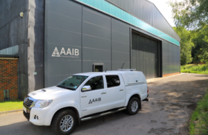 Car Deploying from AAIB HQ
