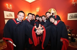 Applications for 2016-17 Chevening Scholarships now open in China