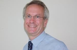 British High Commissioner, James Thornton