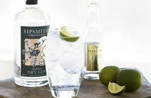 Sipsmith gin