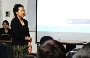 Ms. Onida Vinavong