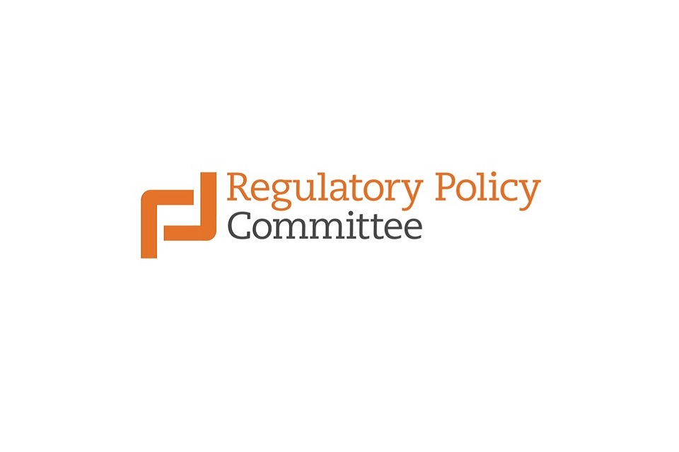 Regulatory Policy Committee logo