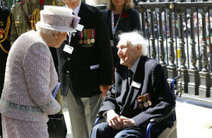 A Service of Commemoration was held at St Martin-in-the-Fields to mark VJ Day 70, organised by the National Far East Prisoner of War Fellowship Welfare Remembrance Association