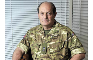 Lieutenant General Sir Mark Mans, Adjutant General