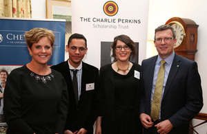 """Charlie Perkins scholars"""