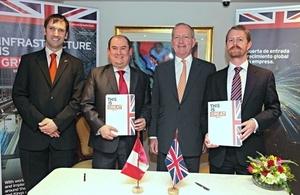Partnership Agreement – Altra Capital and El Dorado Investments
