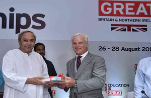 UK in Odisha