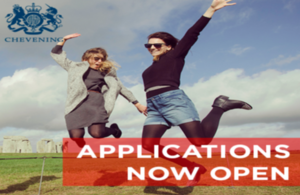 Chevening scholarship applications for 2016/2017 are now open