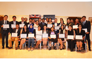 Batch 2015 Chevening Scholars from the Philippines