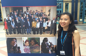 Chevening Success Stories - Ms. Phetmany Xaychaleune