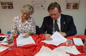ADPP signing ceremony