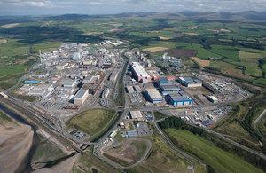 Sellafield and surrounding land