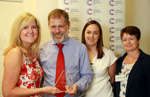 Durham county council pick up their CLeaR award