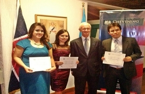 Chevening Scholars Guatemala