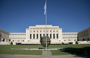 Human Rights Council, Geneva, Switzerland