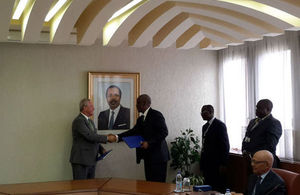 Tower Resources exchanging contracts with Cameroon