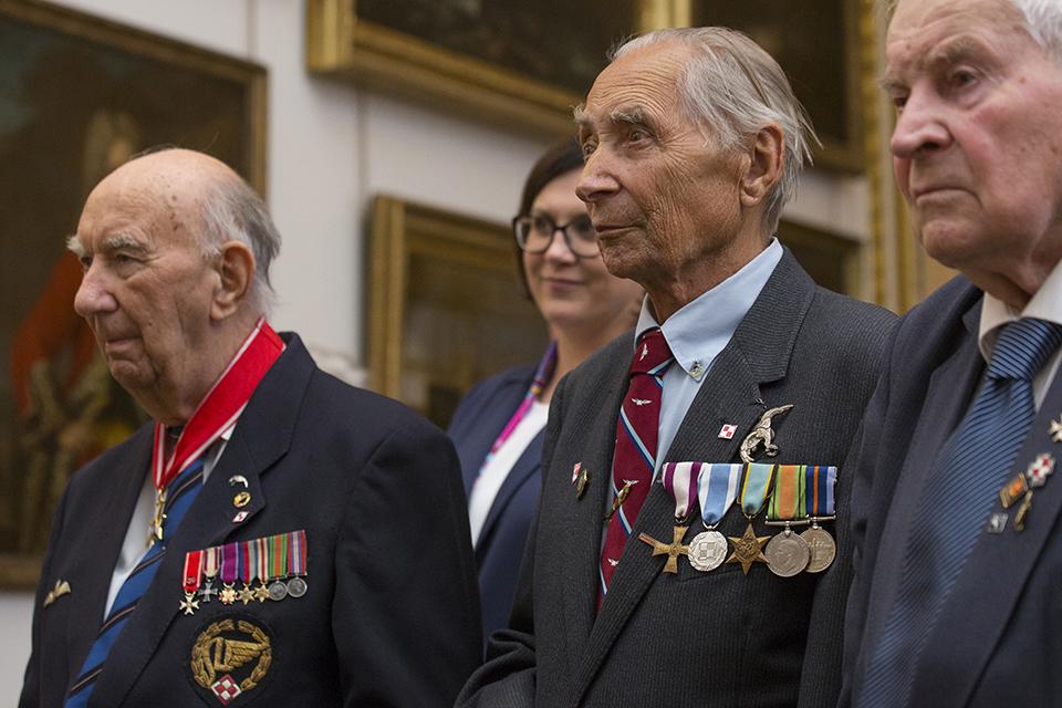Polish World War Two veterans