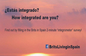 How integrated are you into life in Spain?