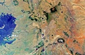 Kenya, Tanzania, Uganda.