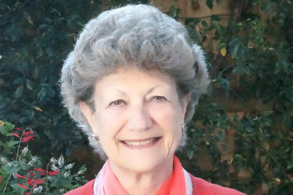 Photo of Dame Fiona Caldicott