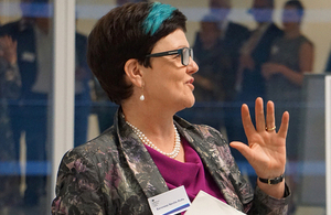 Baroness Neville-Rolfe
