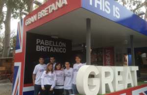 Pabellón Británico Expo Prado 2015