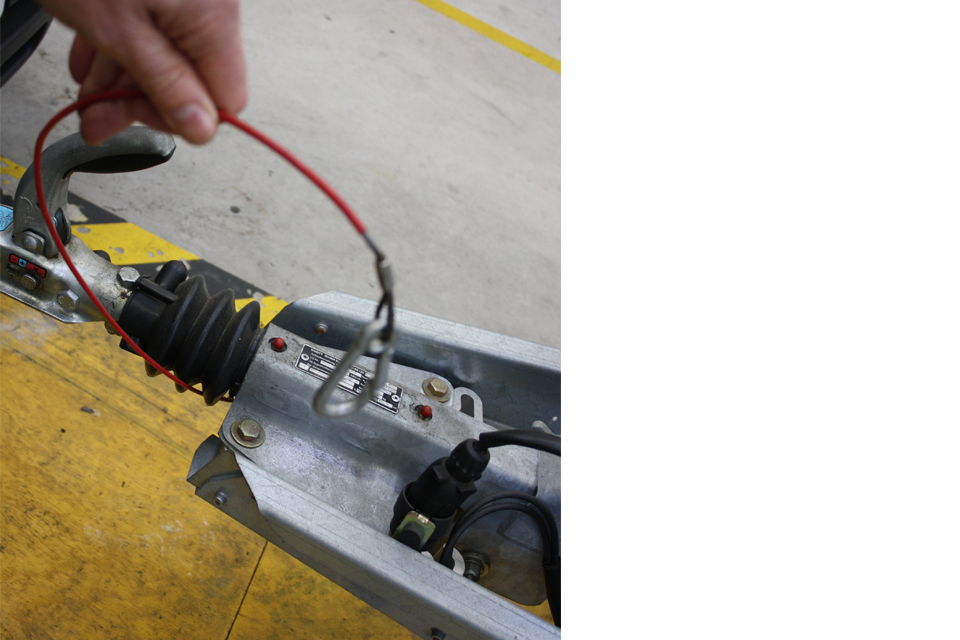 Trailer Breakaway Cable Wiring WIRING CENTER