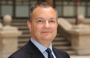 British Ambassador Matthew Lodge