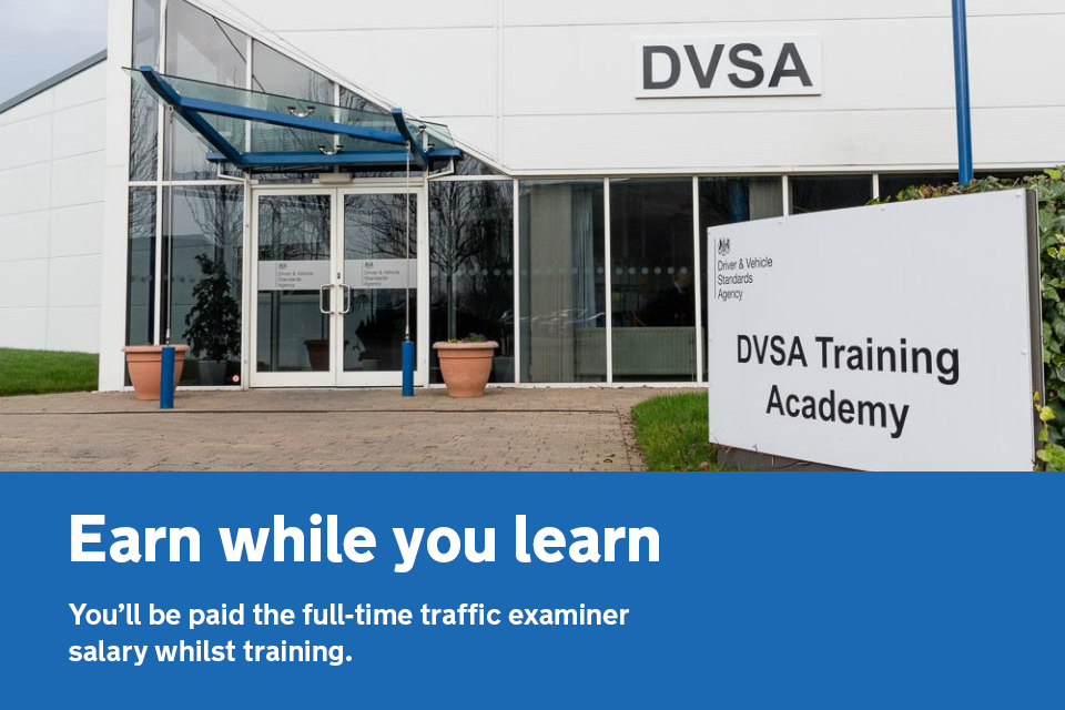 Become a traffic examiner - GOV.UK