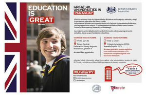 GREAT UK Universities