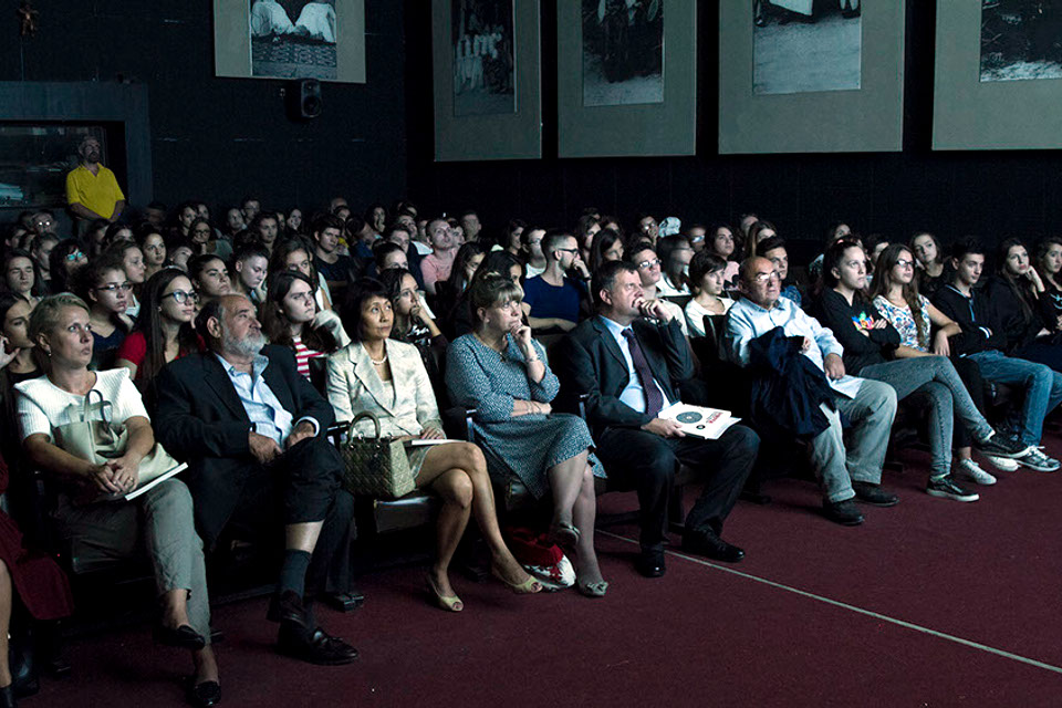 International Human Rights Film Festival. (Image: Academy Of Film & Multimedia Marubi)
