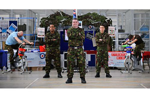 S300 raf station raises  14k for charity