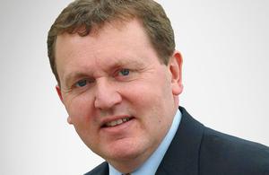 Secretary of State for Scotland David Mundell