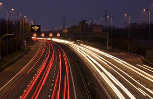 Midlands roads