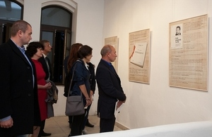 British Embassy launches its Magna Carta exhibition in Varna