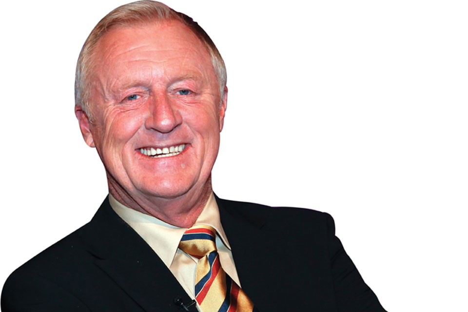 The 'Smiling Tormentor', Who Wants to Be a Millionaire? host Chris Tarrant