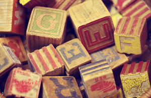 Building Blocks. Copyright Artful Magpie. Licensed under Creative Commons by 2.0.