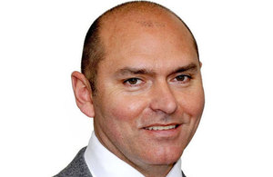 Jim Mackey, newly appointed Chief Executive of NHS Improvement