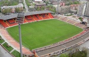 Stadium Bilino Polje in Zenica