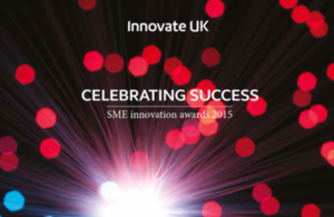 Cover of awards brochure