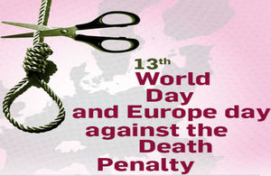 13th World Day against the Death Penalty