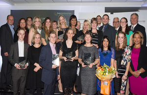 The West Midland's top apprentices and apprentice employers