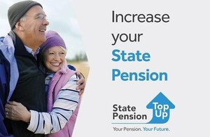 Increase your State Pension: State Pension top up