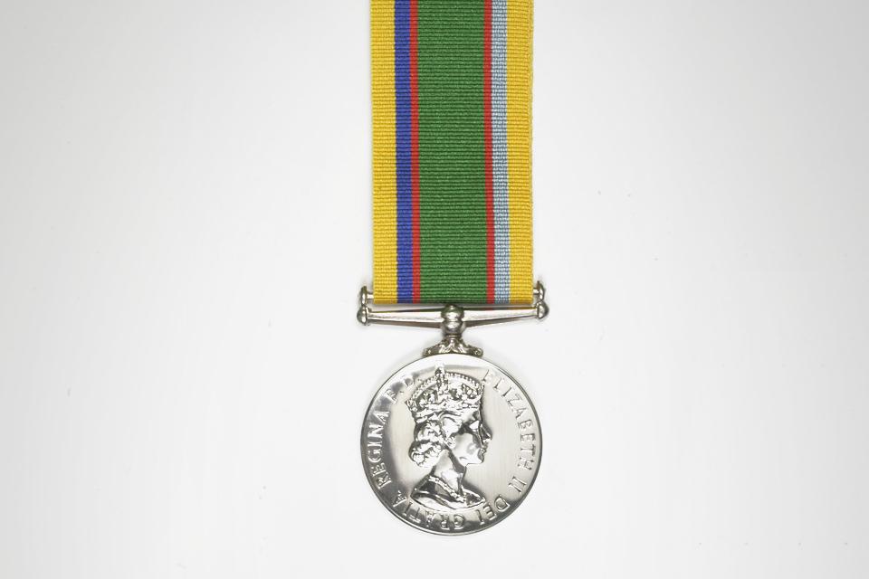 Cadet Force medal