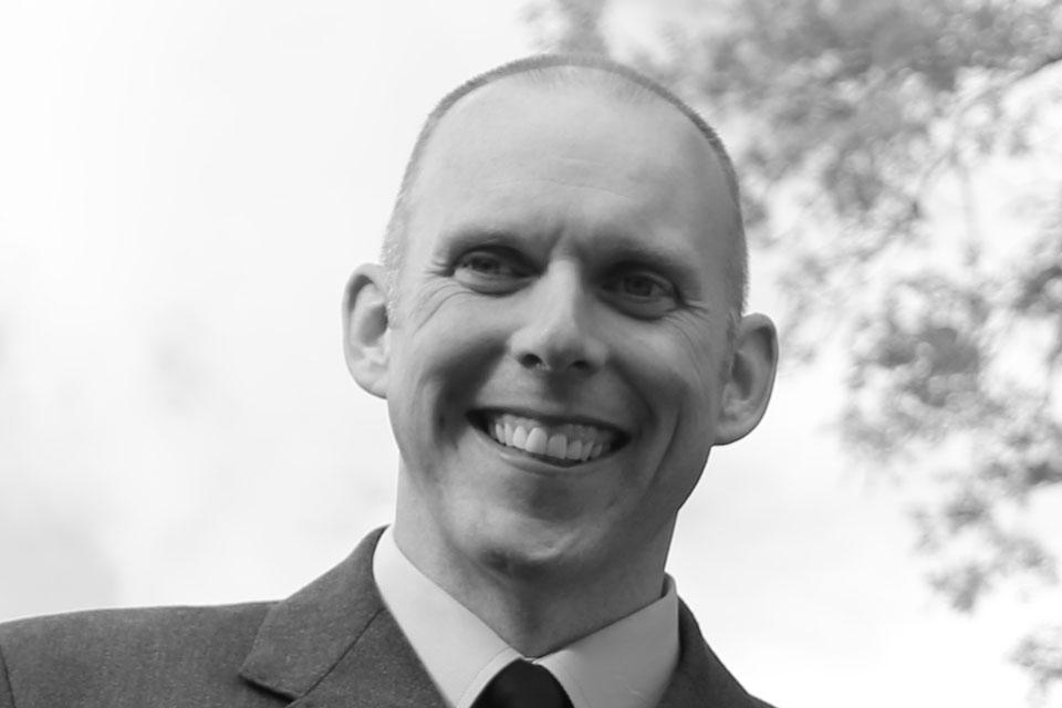 Flt Lt Geraint Roberts