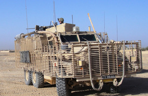 Mastiff vehicle