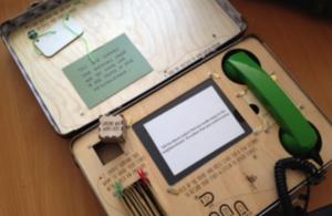 A digital suitcase