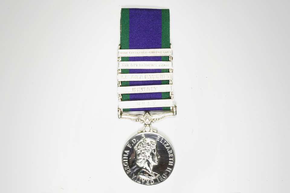 General Service Medal 1962